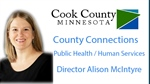 COOK COUNTY CONNECTIONS Public Health and Human Services Depart Year in Review