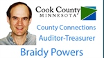 COOK COUNTY CONNECTIONS COVID-19 and the 2021 County Budget