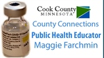 COOK COUNTY CONNECTIONS COVID-19 Vaccine Update
