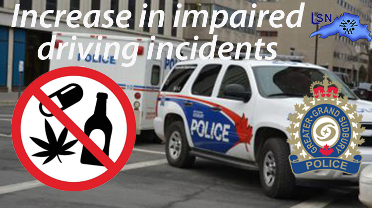 Total Festive Ride Impaired Charge up by 16