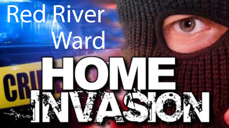 Home-takeover, drug-trafficking Red River Ward