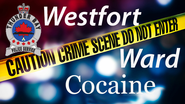 Westfort Ward Three arrested, cocaine and fentanyl