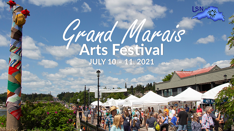 Grand Marais Arts Festival Returns in 2021