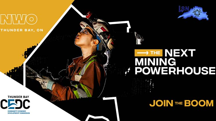 Thunder Bay CEDC launches new mining website and Northwestern Ontario mining campaign