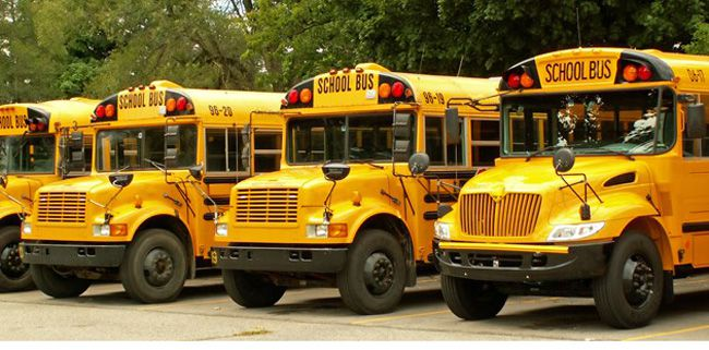 Lakehead Board of Educaiton School Bus Changes   Lake Superior News