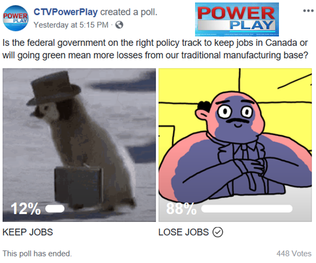 Does Going Green Mean more Job Losses   CTV Power Play  Lake Superior News