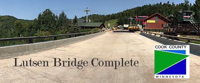 New Lutsen Bridge   Lake Superior News