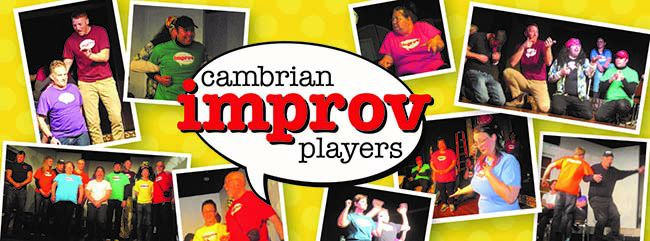 Cambrian Players Improv Show  Lake Superior News