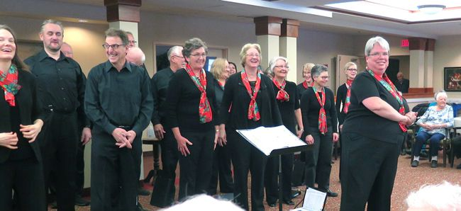 Lakehead Choral Group Christmas Concert   Lake Superior News