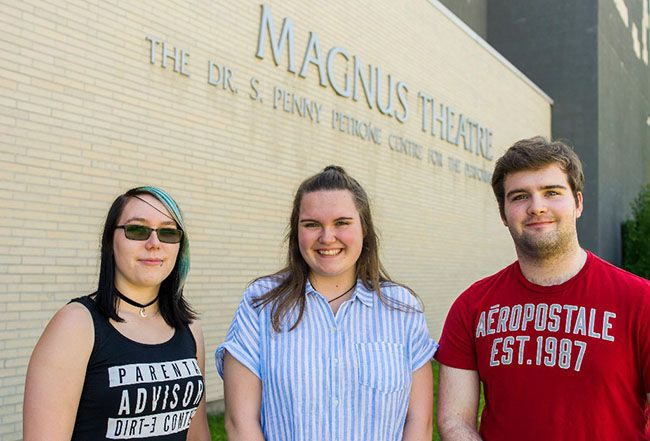 Magnus Theatre  Young Playwrites  Lake Superior News