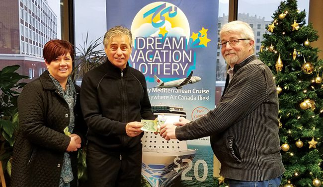 TBSO Launches Dream Vacation Lottery Lake Superior News