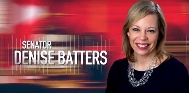 Senator Denise Batters  Lake Superior News