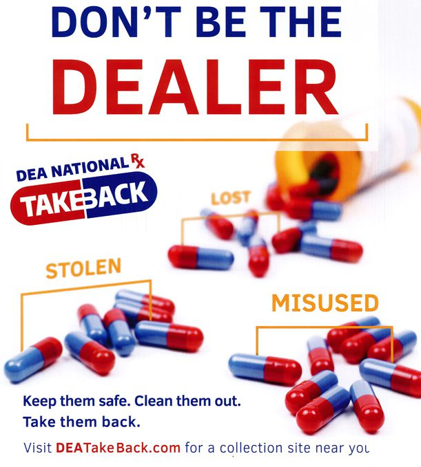 Prescription Drug Take Back  Cook County Sheriff Lake Superior News