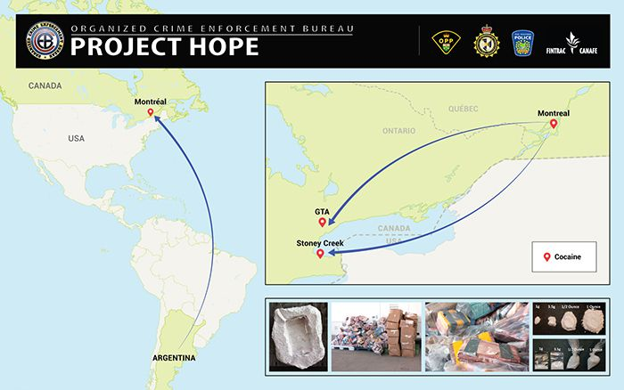 Project Hope OPP  Lake Superior News