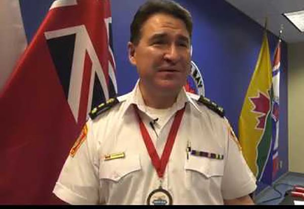 Thunder Bay Police Chief Retires  Lake Superior News