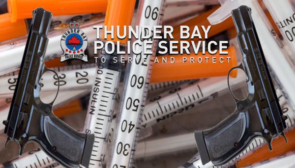 Thunder Bay Police Crime  Stats  Lake Superior News