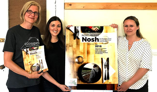 Northwest Nosh  Magazine  Lake Superior News