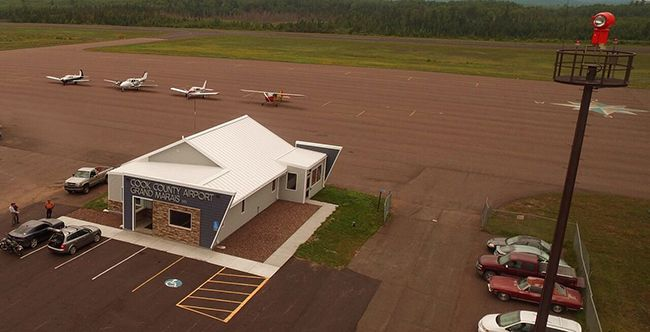 Cook County Grand Marais Airport Terminal