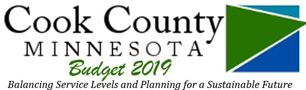 Cook County Budget 2019   Lake Superior News