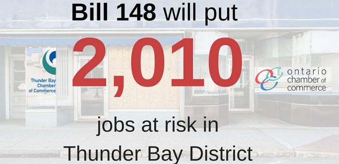 Jobs at Risk Thunder Bay District Lake Superior News