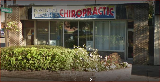 Natural Health and Chiropractic,
