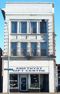 Amethyst Gift Centre Victoria Ave Thunder Bay, Ontario  Lake Superior News