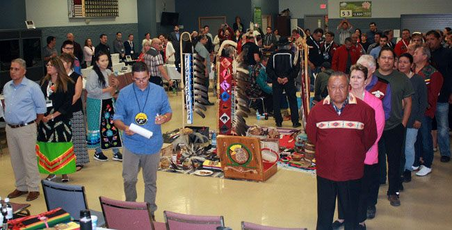 new Anishinabek Nation Grand Council Chief  Lake Superior News