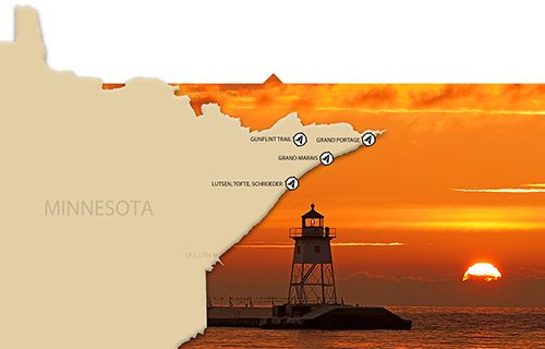 Cook Country Minnesota   Lake Superior News