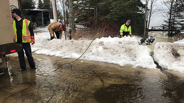 Cooki County  Spring Road Conditions Update  Lake Superior News