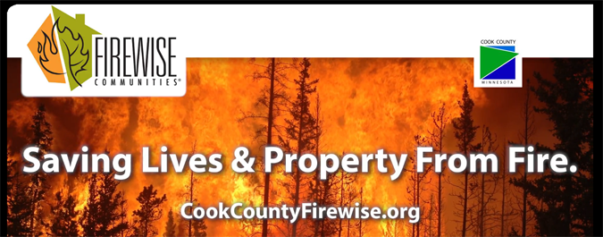 Cook County Firewise   Lake Superior News