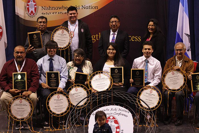 NAN KEEWAYWIN AWARDS