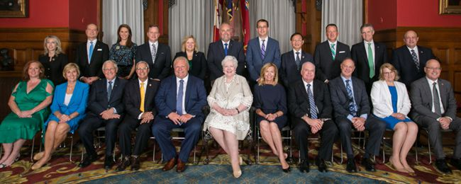 Ford Provinical Cabinet