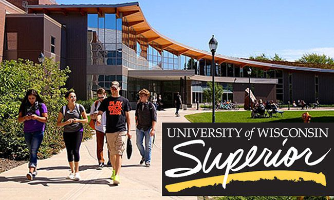 Wisconsin University  Superior   Lake Superior News