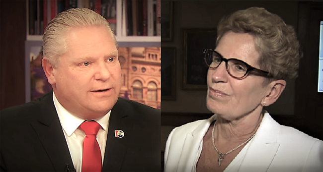 Ford PCs Rip Wynne Liberals For $2 BILLION Tax Hike  Lake Superior News