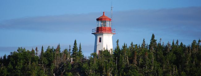 Trowbridge Island Lightstation Lake Superior News