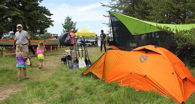 Boundary Waters Expo  ~  Lake Superior News