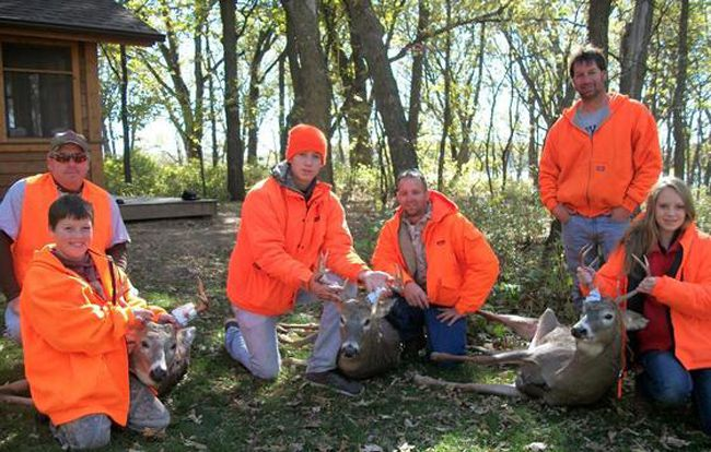 DNR Youth Deer special deer season  Lake Superior News