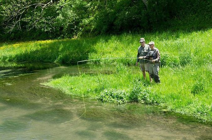 DNR Fly Fishing Youth   Lake Superior News