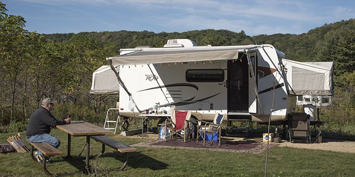 White Water State Park Campgrounds  Lake Superior News