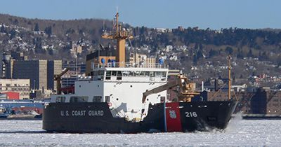 USG Alder Port of Duluth  Lake Superior News