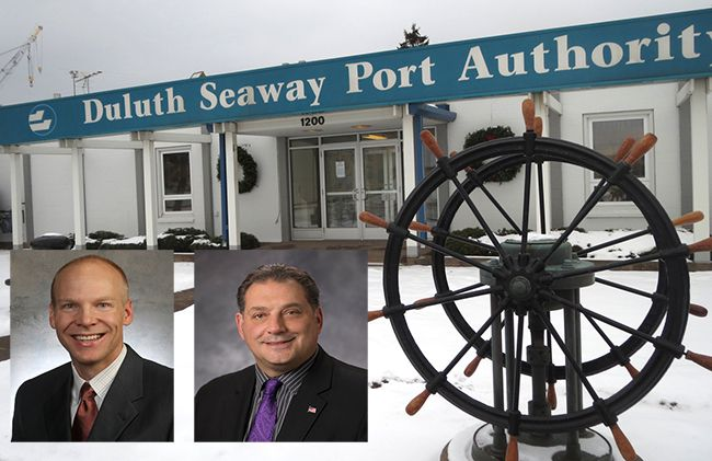 Duluth Seaway Port Authority Board