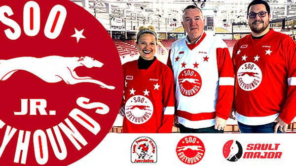 Partnership launches Jr. Greyhounds brand  Lake Superior News
